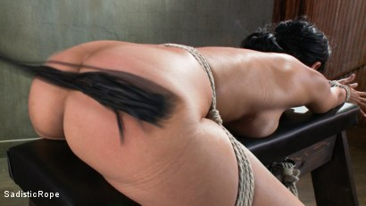 Photo number 14 from Pussy Punishment shot for Sadistic Rope on Kink.com. Featuring Beretta James in hardcore BDSM & Fetish porn.