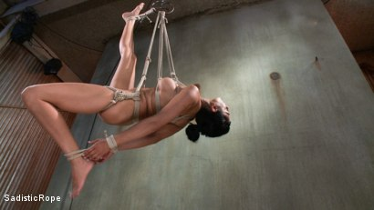 Photo number 4 from Pussy Punishment shot for Sadistic Rope on Kink.com. Featuring Beretta James in hardcore BDSM & Fetish porn.