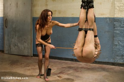 Photo number 12 from Sex and Cruelty shot for Divine Bitches on Kink.com. Featuring Gia DiMarco and Jason Miller in hardcore BDSM & Fetish porn.