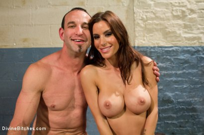 Photo number 9 from Sex and Cruelty shot for Divine Bitches on Kink.com. Featuring Gia DiMarco and Jason Miller in hardcore BDSM & Fetish porn.
