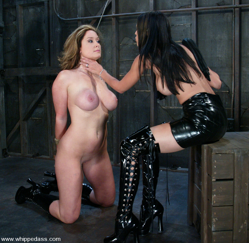 About Bdsm christina carter bondage
