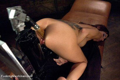 Photo number 8 from The Girl Next Door Squirts - Power Babe Gia DiMarco is back w/Machines shot for Fucking Machines on Kink.com. Featuring Gia DiMarco in hardcore BDSM & Fetish porn.