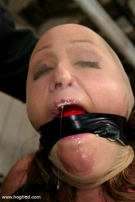 Photo number 11 from Christina Carter shot for Hogtied on Kink.com. Featuring Christina Carter in hardcore BDSM & Fetish porn.
