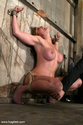 Photo number 8 from Christina Carter shot for Hogtied on Kink.com. Featuring Christina Carter in hardcore BDSM & Fetish porn.