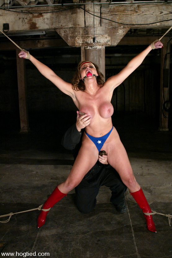 Bdsm carter christina woman wonder