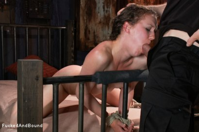 Photo number 9 from Fuck Doll shot for  on Kink.com. Featuring Maestro and Bonnie Day in hardcore BDSM & Fetish porn.