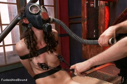 Photo number 11 from Fuck Doll shot for  on Kink.com. Featuring Maestro and Bonnie Day in hardcore BDSM & Fetish porn.