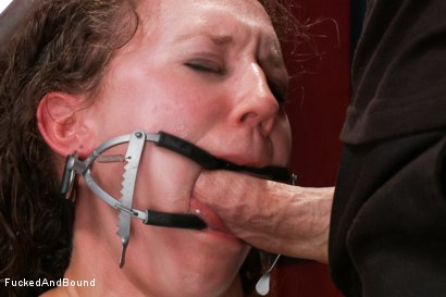 Photo number 12 from Fuck Doll shot for  on Kink.com. Featuring Maestro and Bonnie Day in hardcore BDSM & Fetish porn.