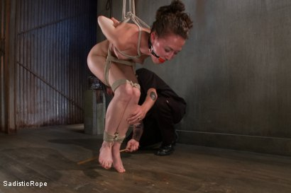 Photo number 10 from Screams of Agony shot for Sadistic Rope on Kink.com. Featuring Bonnie Day in hardcore BDSM & Fetish porn.