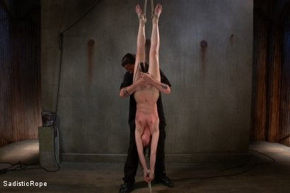 Photo number 5 from Screams of Agony shot for Sadistic Rope on Kink.com. Featuring Bonnie Day in hardcore BDSM & Fetish porn.