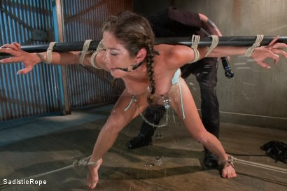 Photo number 1 from Role Reversal shot for Sadistic Rope on Kink.com. Featuring Felony in hardcore BDSM & Fetish porn.