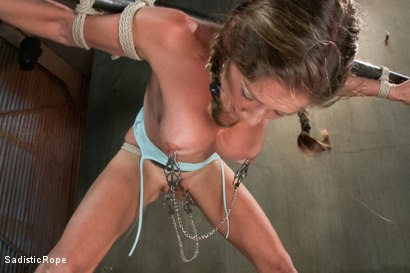 Photo number 15 from Role Reversal shot for Sadistic Rope on Kink.com. Featuring Felony in hardcore BDSM & Fetish porn.