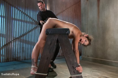 Photo number 4 from Role Reversal shot for Sadistic Rope on Kink.com. Featuring Felony in hardcore BDSM & Fetish porn.