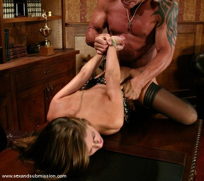 Photo number 14 from Lee Stone and Veronica Stone shot for Sex And Submission on Kink.com. Featuring Lee Stone and Veronica Stone in hardcore BDSM & Fetish porn.