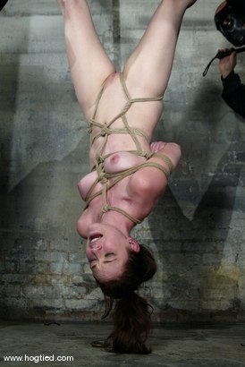 Photo number 13 from Justine Joli and Sgt. Major shot for Hogtied on Kink.com. Featuring Justine Joli and Sgt. Major in hardcore BDSM & Fetish porn.