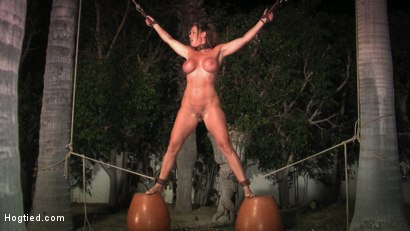 Photo number 8 from CABO - DAY OF THE DEAD - Part 1 shot for Hogtied on Kink.com. Featuring Dana DeArmond, Lola, Dee Williams, Christina Carter and Lew Rubens in hardcore BDSM & Fetish porn.