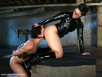 Photo number 10 from Dylan Ryan and DragonLily shot for Whipped Ass on Kink.com. Featuring DragonLily and Dylan Ryan in hardcore BDSM & Fetish porn.