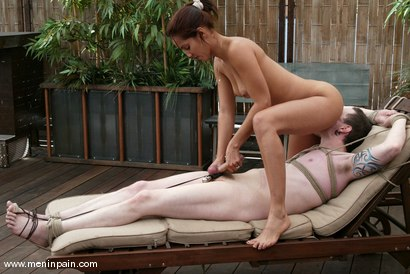 Photo number 10 from Judas and Isis Love shot for Men In Pain on Kink.com. Featuring Judass and Isis Love in hardcore BDSM & Fetish porn.
