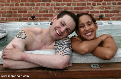Photo number 15 from Judas and Isis Love shot for Men In Pain on Kink.com. Featuring Judass and Isis Love in hardcore BDSM & Fetish porn.