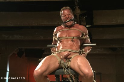 Photo number 13 from Bound Gods 5 Year Anniversary Live Show - The Slave Auction - Part One shot for Bound Gods on Kink.com. Featuring Sebastian Keys, Van Darkholme, John Jammen, Holden Phillips, Lief Kaase, Randall O'Reilly, Derek Pain, Dylan Deap, Rowen Jackson and Christian Wilde in hardcore BDSM & Fetish porn.