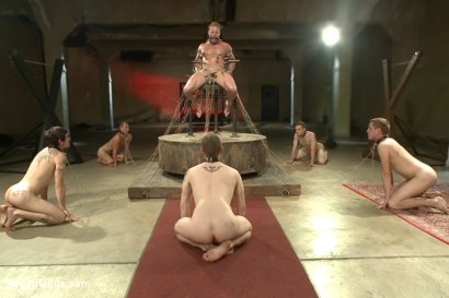 Bound Gods 5 Year Anniversary Live Show - The Slave Auction - Part One