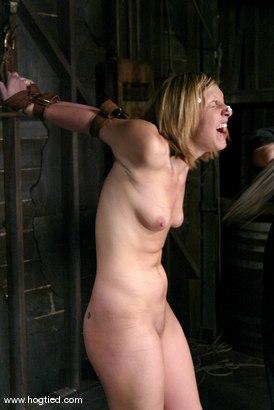 Photo number 4 from Jolene shot for Hogtied on Kink.com. Featuring Jolene in hardcore BDSM & Fetish porn.
