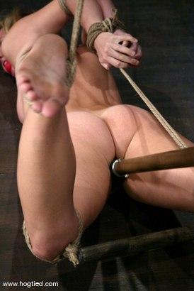 Photo number 8 from Jolene shot for Hogtied on Kink.com. Featuring Jolene in hardcore BDSM & Fetish porn.