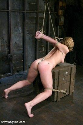 Photo number 14 from Jolene shot for Hogtied on Kink.com. Featuring Jolene in hardcore BDSM & Fetish porn.