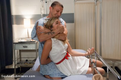 Photo number 3 from The Hostage Nurse:  shot for Sex And Submission on Kink.com. Featuring Mr. Pete and Lia Lor in hardcore BDSM & Fetish porn.
