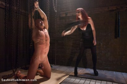 Photo number 1 from Dominatrix Takedown! shot for Sex And Submission on Kink.com. Featuring Mr. Pete and Mz Berlin in hardcore BDSM & Fetish porn.
