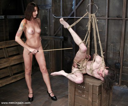 Photo number 5 from Knox and Lexi Bardot shot for Men In Pain on Kink.com. Featuring Lexi Bardot and Knox in hardcore BDSM & Fetish porn.