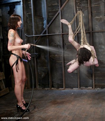 Photo number 9 from Knox and Lexi Bardot shot for Men In Pain on Kink.com. Featuring Lexi Bardot and Knox in hardcore BDSM & Fetish porn.