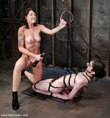Photo number 14 from Knox and Lexi Bardot shot for Men In Pain on Kink.com. Featuring Lexi Bardot and Knox in hardcore BDSM & Fetish porn.