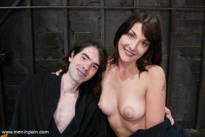 Photo number 15 from Knox and Lexi Bardot shot for Men In Pain on Kink.com. Featuring Lexi Bardot and Knox in hardcore BDSM & Fetish porn.