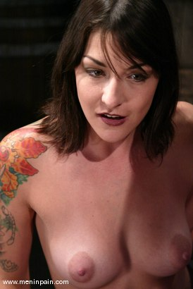 Photo number 13 from Knox and Lexi Bardot shot for Men In Pain on Kink.com. Featuring Lexi Bardot and Knox in hardcore BDSM & Fetish porn.