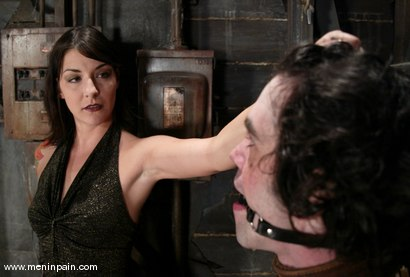 Photo number 3 from Knox and Lexi Bardot shot for Men In Pain on Kink.com. Featuring Lexi Bardot and Knox in hardcore BDSM & Fetish porn.