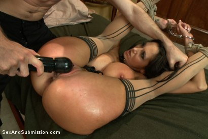 Photo number 7 from The Secret Desires of Ava Addams shot for Sex And Submission on Kink.com. Featuring James Deen and Ava Addams in hardcore BDSM & Fetish porn.