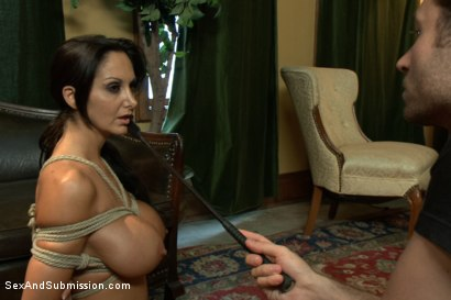Photo number 9 from The Secret Desires of Ava Addams shot for Sex And Submission on Kink.com. Featuring James Deen and Ava Addams in hardcore BDSM & Fetish porn.