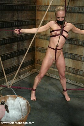 Photo number 5 from Kylie Wilde shot for Water Bondage on Kink.com. Featuring Kylie Wilde in hardcore BDSM & Fetish porn.