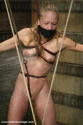 Photo number 7 from Kylie Wilde shot for Water Bondage on Kink.com. Featuring Kylie Wilde in hardcore BDSM & Fetish porn.