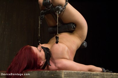 Photo number 7 from Claire Adams vs Sarah Blake shot for Device Bondage on Kink.com. Featuring Sarah Blake in hardcore BDSM & Fetish porn.