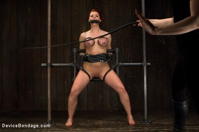Photo number 13 from Claire Adams vs Sarah Blake shot for Device Bondage on Kink.com. Featuring Sarah Blake in hardcore BDSM & Fetish porn.