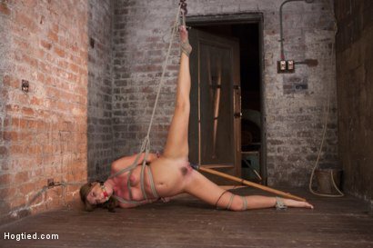 Photo number 5 from Beautiful Cassandra Nix Bound and Humiliated shot for Hogtied on Kink.com. Featuring Cassandra Nix in hardcore BDSM & Fetish porn.
