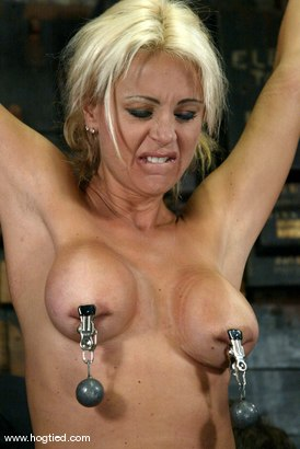 Photo number 10 from Stacy Burke shot for Hogtied on Kink.com. Featuring Stacy Burke in hardcore BDSM & Fetish porn.