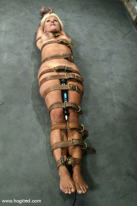 Photo number 13 from Stacy Burke shot for Hogtied on Kink.com. Featuring Stacy Burke in hardcore BDSM & Fetish porn.