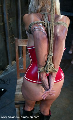Photo number 6 from Big Daddy Brady and Stacy Burke shot for Sex And Submission on Kink.com. Featuring Big Daddy Brady and Stacy Burke in hardcore BDSM & Fetish porn.