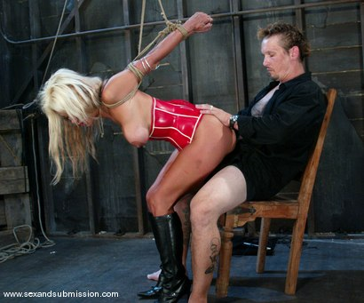 Photo number 7 from Big Daddy Brady and Stacy Burke shot for Sex And Submission on Kink.com. Featuring Big Daddy Brady and Stacy Burke in hardcore BDSM & Fetish porn.