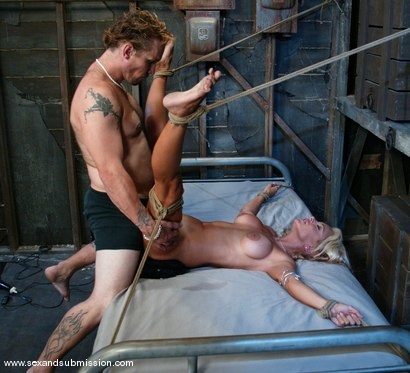 Photo number 14 from Big Daddy Brady and Stacy Burke shot for Sex And Submission on Kink.com. Featuring Big Daddy Brady and Stacy Burke in hardcore BDSM & Fetish porn.