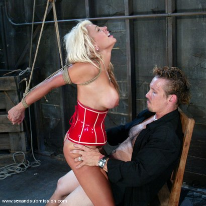 Photo number 8 from Big Daddy Brady and Stacy Burke shot for Sex And Submission on Kink.com. Featuring Big Daddy Brady and Stacy Burke in hardcore BDSM & Fetish porn.
