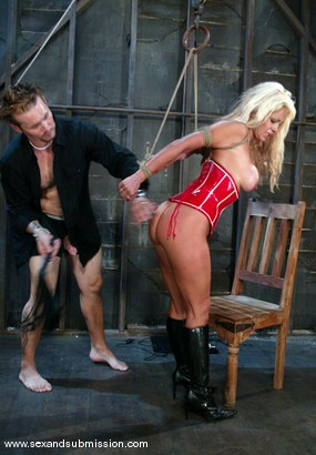 Photo number 9 from Big Daddy Brady and Stacy Burke shot for Sex And Submission on Kink.com. Featuring Big Daddy Brady and Stacy Burke in hardcore BDSM & Fetish porn.